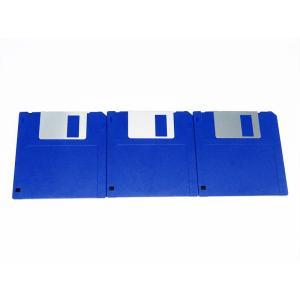 テイジン 2DD 3.5インチ マイクロフロッピーディスク 3枚組みセット【新品】
