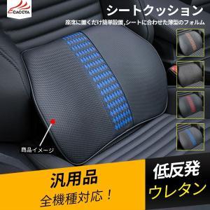 TY061 汎用品 腰あて 腰枕 シートクッション ランバーサポート 低反発 腰痛対策 カスタムアクセサリー 1P|r-high