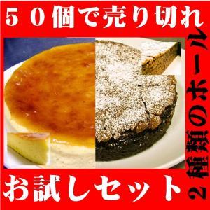 父の日 プレゼント ショコラ チーズケーキ4号サイズ2ホール チョコレートケーキ チーズケーキ 詰め合わせ 洋菓子 焼き菓子 父の日