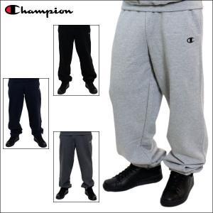 チャンピオン パンツ Champion (チャンピオン) メンズ スウェットパンツ ボトムス スウェット パンツ 全4色 P2519