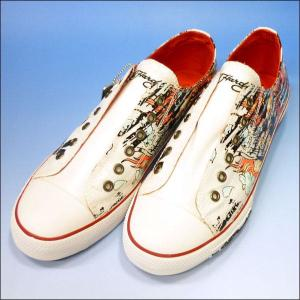 Ed Hardy(エドハーディー) メンズスニーカー 19SLR405M LOWRISE PATENT Shoes Beautiful Ghost|r-one|03