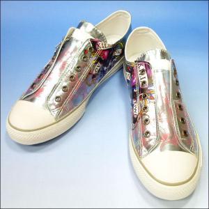 Ed Hardy(エドハーディー) メンズスニーカー 19SLR705M LOWRISE METALLIC Shoes LOVE KILLS SLOWLY|r-one