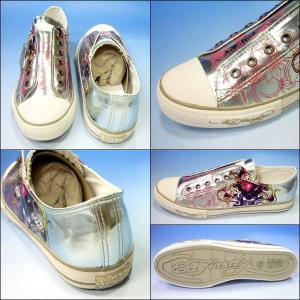Ed Hardy(エドハーディー) メンズスニーカー 19SLR705M LOWRISE METALLIC Shoes LOVE KILLS SLOWLY|r-one|02