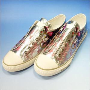Ed Hardy(エドハーディー) メンズスニーカー 19SLR705M LOWRISE METALLIC Shoes LOVE KILLS SLOWLY|r-one|03