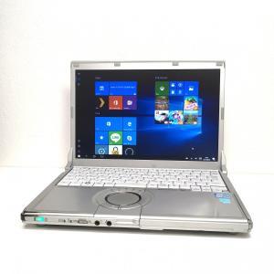 Panasonic Let's note CF-N10 / Windows10 / 12.1インチ / Core i5 4GB 320GB / パナソニック レッツノート / 軽量ノートPC本体