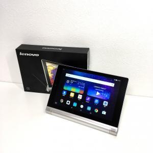 美品 SIMフリー android OS搭載 8インチ タブレット Lenovo  「YOGA Tablet 2-830L 」 タブレットPC本体
