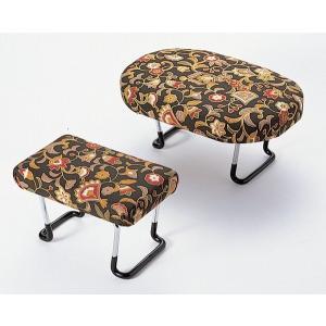 (正座椅子) ワンタッチ式 らくらく正座椅子 D-5 / D-6 (携帯用 折畳み 正座椅子 正座イス)|r-style