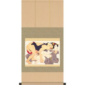 浮世絵秘蔵名品集 (北斎)浪千鳥 第三図|r-style