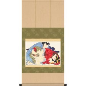 浮世絵秘蔵名品集 (北斎)浪千鳥 第八図|r-style