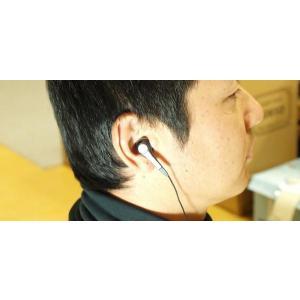 【伊吹電子】iスマートボイス用 骨伝導イヤホンIK-13BV マイク 音量調整付 (聴覚神経に伝える)【配送方法:定形外郵便】|r-style