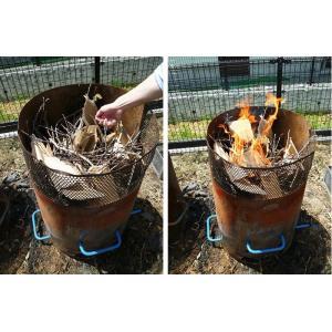 焼却炉 焚き火どんどん 200L (ダイオキシ...の詳細画像3