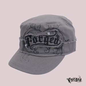 FORGET WARK CAP GLAY :FORGED-CAP01GL:R&T - 通販 - Yahoo!ショッピング