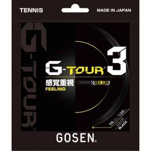 GOSEN ゴーセン G-TOUR 3 ジーツアー3 TSGT30  硬式テニス用ガット
