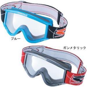 SWANS 145MX 眼鏡対応 ジュニアオフロードゴーグル|r30direct