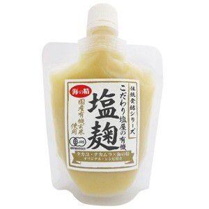 海の精 有機玄米塩麹 170g|raamuufoods-direct