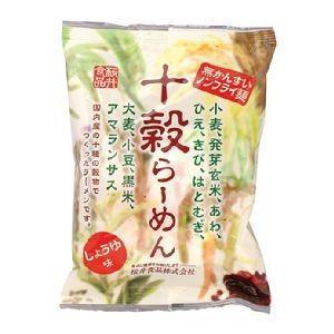 桜 井 十穀らーめん・しょうゆ味 88g raamuufoods-direct