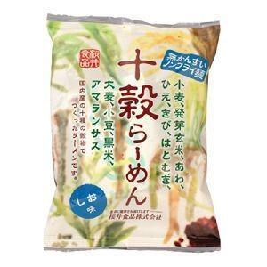 桜 井 十穀らーめん・しお味 87g raamuufoods-direct
