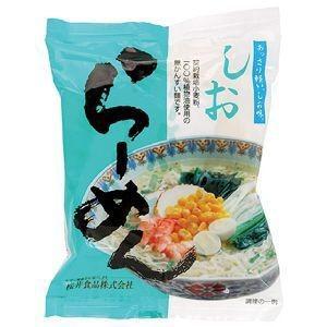 桜 井 しおらーめん 99g raamuufoods-direct