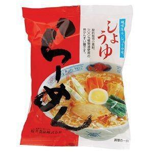 桜 井 しょうゆらーめん 99g raamuufoods-direct