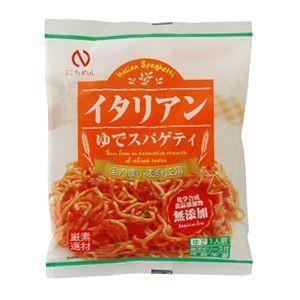 日麺 イタリアンゆでスパゲティ 159g raamuufoods-direct