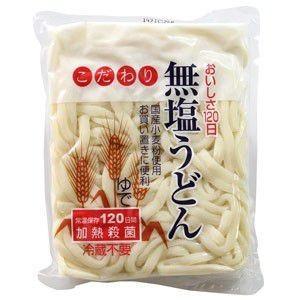 日麺 こだわり無塩うどん(LL麺) 200g raamuufoods-direct