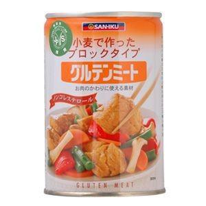 三 育 グルテンミート 430g|raamuufoods-direct