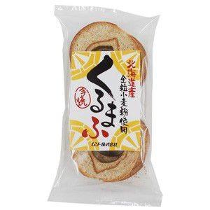 ムソー 北海道産全粒小麦粉使用くるまふ 6枚|raamuufoods-direct