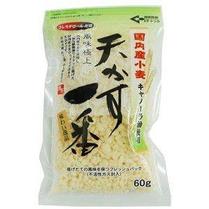 ナカガワ 国産小麦粉使用天かす一番 60g|raamuufoods-direct