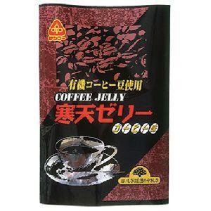 サンコー 寒天ゼリー・コーヒー味 135g|raamuufoods-direct