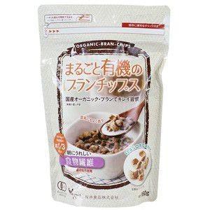 桜井 まるごと有機のブランチップス 160g raamuufoods-direct