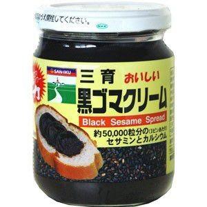 三育 黒ゴマクリーム 190g|raamuufoods-direct