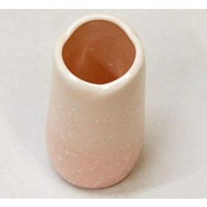 ハセガワ仏壇 線香差し やわらぎ さくら色 陶器仏具 80×39mm モダン仏壇 唐木仏壇