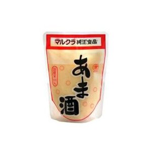 マルクラ 白米あま酒 250g
