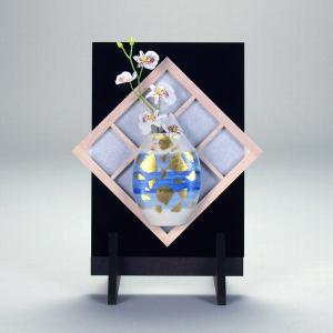 掛立 金箔 |米寿 プレゼント 金婚式 陶器 還暦祝い 退職祝 結婚祝い 贈り物 ペア 夫婦 誕生日 プレゼント 古希 喜寿 祝い||rachael