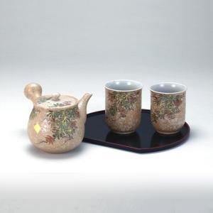 くつろぎ揃え 金箔紅葉 |米寿 プレゼント 金婚式 陶器 還暦祝い 退職祝 結婚祝い 贈り物 ペア 夫婦 誕生日 プレゼント 古希 喜寿 祝い||rachael