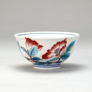飯碗 椿 |米寿 プレゼント 金婚式 陶器 還暦祝い 退職祝 結婚祝い 贈り物 ペア 夫婦 誕生日 プレゼント 古希 喜寿 祝い||rachael