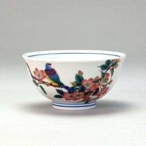 飯碗 林檎に鳥  米寿 プレゼント 金婚式 陶器 還暦祝い 退職祝 結婚祝い 贈り物 ペア 夫婦 誕生日 プレゼント 古希 喜寿 祝い  rachael