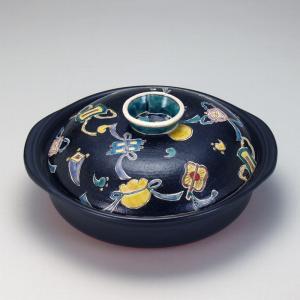 9号土鍋 宝尽くし |米寿 プレゼント 金婚式 陶器 還暦祝い 退職祝 結婚祝い 贈り物 ペア 夫婦 誕生日 プレゼント 古希 喜寿 祝い||rachael