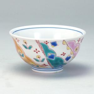飯碗 お花畑 |米寿 プレゼント 金婚式 陶器 還暦祝い 退職祝 結婚祝い 贈り物 ペア 夫婦 誕生日 プレゼント 古希 喜寿 祝い||rachael