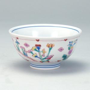 飯碗 花咲く丘 |米寿 プレゼント 金婚式 陶器 還暦祝い 退職祝 結婚祝い 贈り物 ペア 夫婦 誕生日 プレゼント 古希 喜寿 祝い||rachael