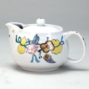 ポット 宝尽くし |米寿 プレゼント 金婚式 陶器 還暦祝い 退職祝 結婚祝い 贈り物 ペア 夫婦 誕生日 プレゼント 古希 喜寿 祝い||rachael