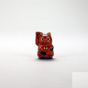 2号招猫 盛 |米寿 プレゼント 金婚式 陶器 還暦祝い 退職祝 結婚祝い 贈り物 ペア 夫婦 誕生日 プレゼント 古希 喜寿 祝い||rachael
