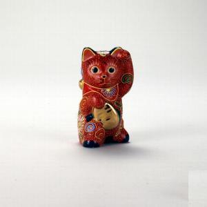 3号小判持招猫 盛 |米寿 プレゼント 金婚式 陶器 還暦祝い 退職祝 結婚祝い 贈り物 ペア 夫婦 誕生日 プレゼント 古希 喜寿 祝い||rachael