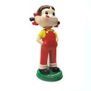 不二家ペコちゃん 首ふり人形 高さ約32センチ racimall