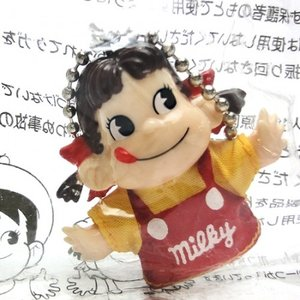 ミルキー・ペコちゃん 指人形|racimall