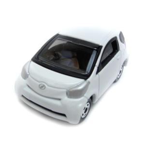 トミカ No028 トヨタ iQSCALE 1/60 ミニカーになります。  メーカー:タカラトミー...