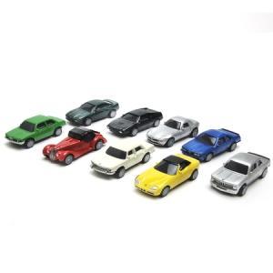 サントリーコーヒーボス プレミアムカーコレクション BMW ダイキャスト製プルバックカー 全9種|racimall
