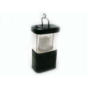 ランタン 18灯 LEDライト 黒|racimall