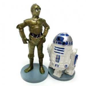 スターウォーズ R2-D2・C3PO 2体セット|racimall
