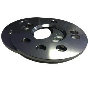 アルミ ホイールスペーサー AUDI(57.1ハブ)用  5mm|racimex2465